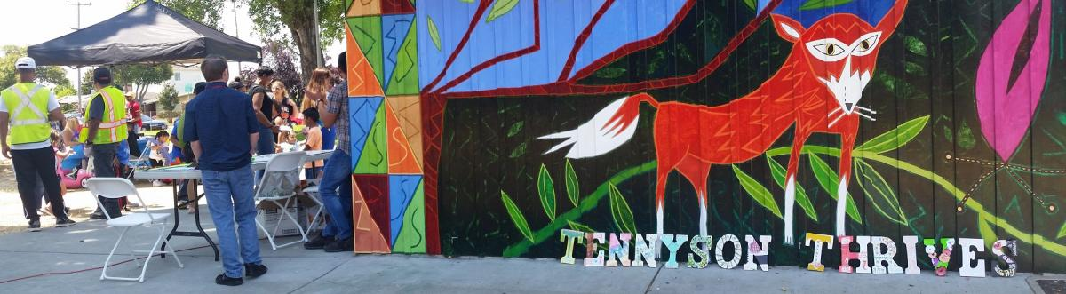 Tennyson Thrives