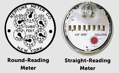 Water meter reading | City of Hayward - Official website
