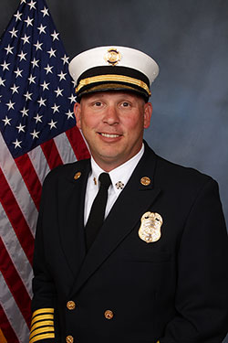 Fire Chief's Message | City of Hayward - Official website