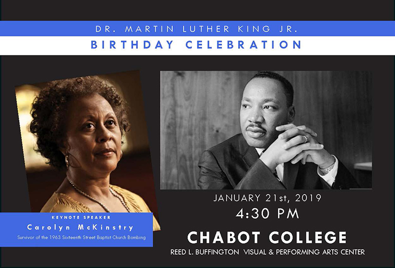2019 Dr Martin Luther King Jr Birthday Celebration City Of