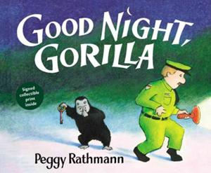 cover of goodnight gorilla