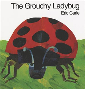 cover of the grouchy ladybug