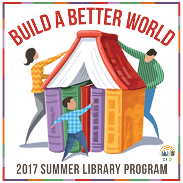 2017 Summer Reading Challenge Poster