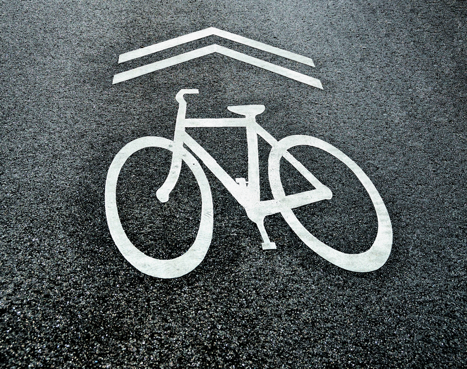 Bicycle Route Charette