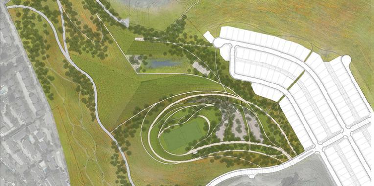 La Vista Park Conceptual Design