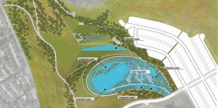 La Vista Park Irrigation Strategy