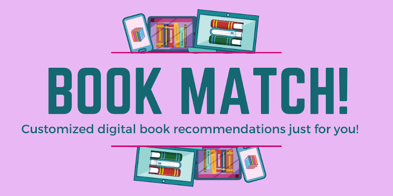 Book Match Customized Digital Book Recommendations Just For You