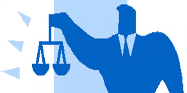 Lawyer in the Library logo