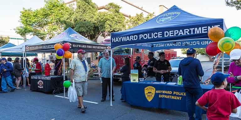 Whats Happening in Hayward