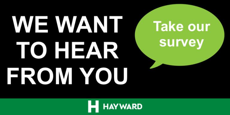Community Needs Assessment Header in Black, Green, and White