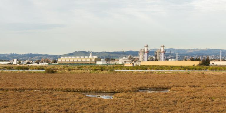 Calpine Power Plant